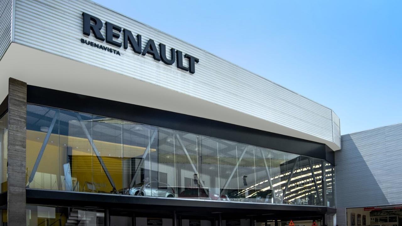 Renault reporta ganancias y ventas récord en 2017