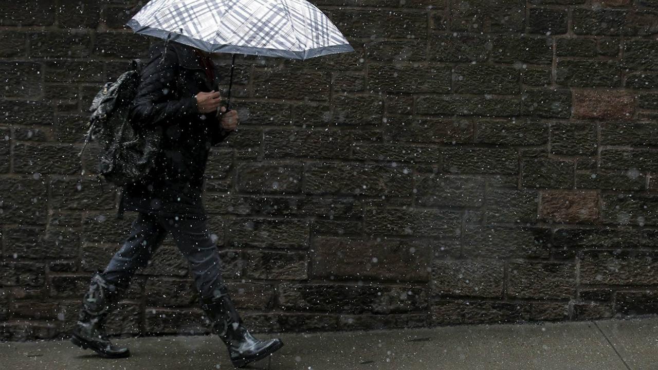 Valle de México espera lluvias de fuertes a muy fuertes