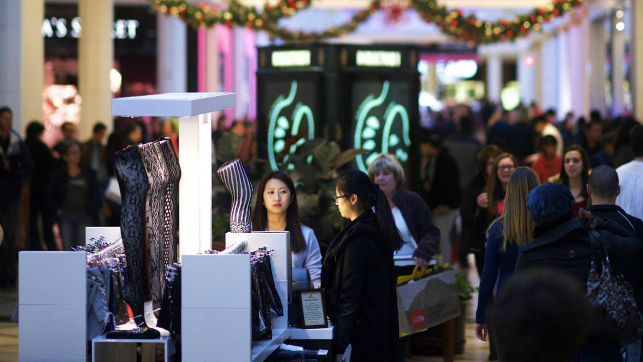 Consumo privado aumenta en noviembre de 2017