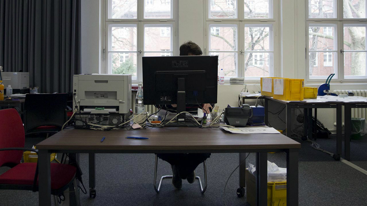 Construcción de equipos en pequeñas empresas