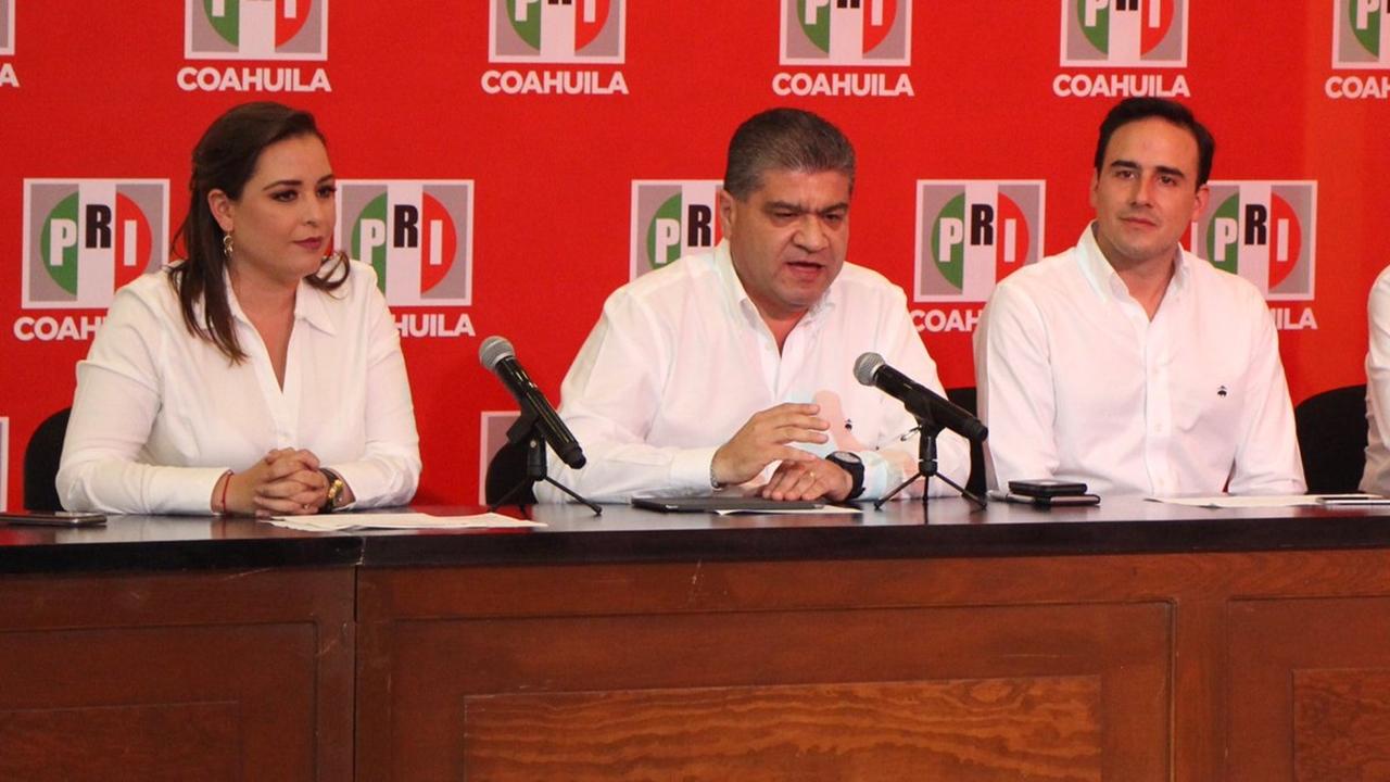 PRI aventaja cerrada elección en Coahuila; PREP cierra