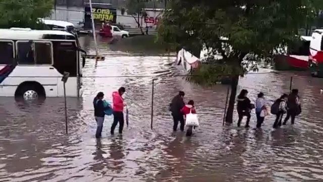 tormentas indios verdes