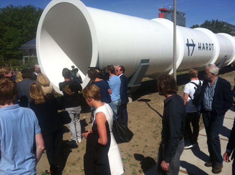 delft hyperloop