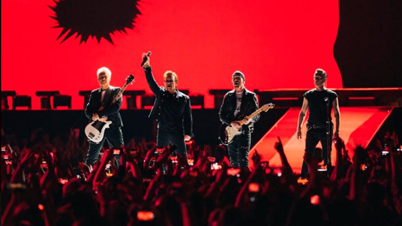 Entérate cuándo inicia la preventa para el regreso de U2 a México