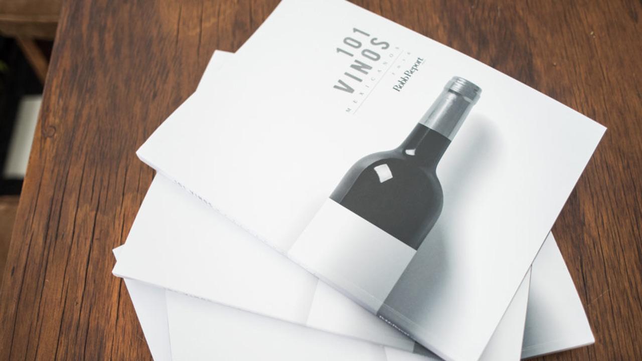 """""""101 Vinos Mexicanos"""" hace justicia a los vinos del país"""