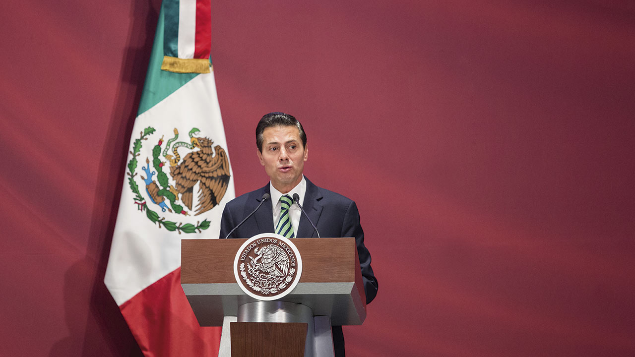 Peña Nieto pide a su gabinete evaluar cooperación con EU