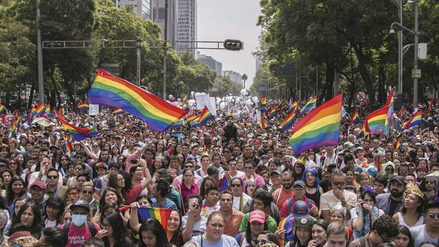 Estos son los cierres viales por la marcha del orgullo LGBT+