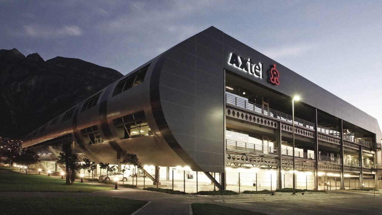 Ingresos de Axtel aumentan 13% durante cuarto trimestre de 2017