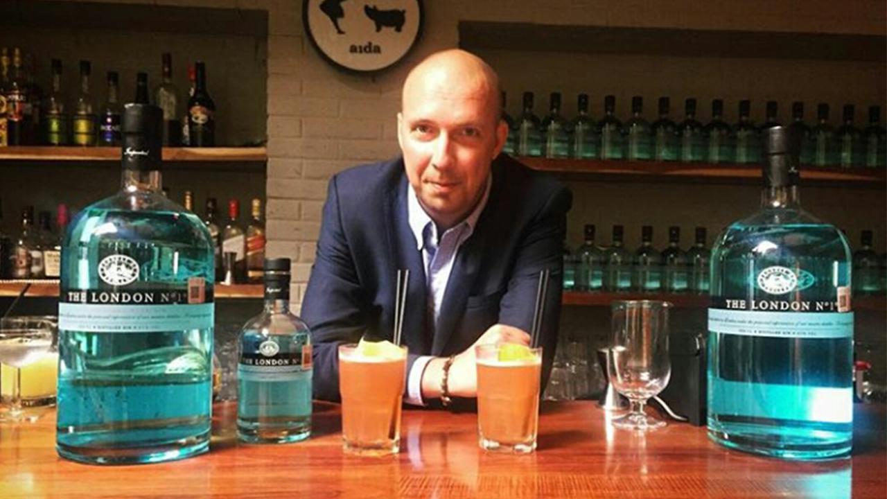 El coctel Forbes creado por un experto en ginebra