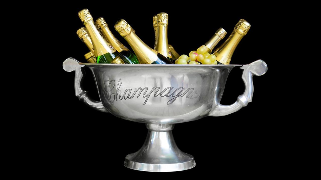 Las mejores botellas de Champagne del 2017