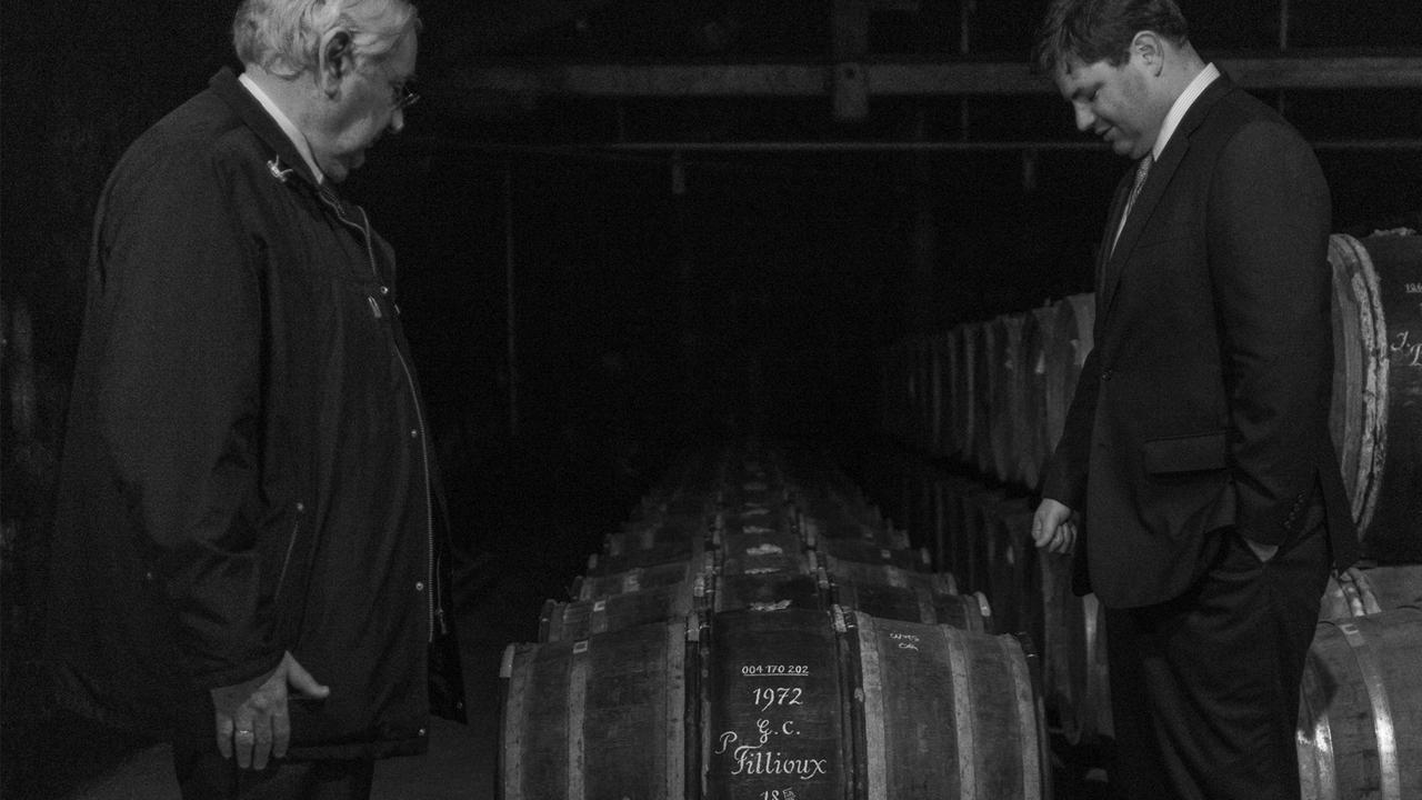 Hennessy, el Rey del Cognac, tiene nuevo Master Blend