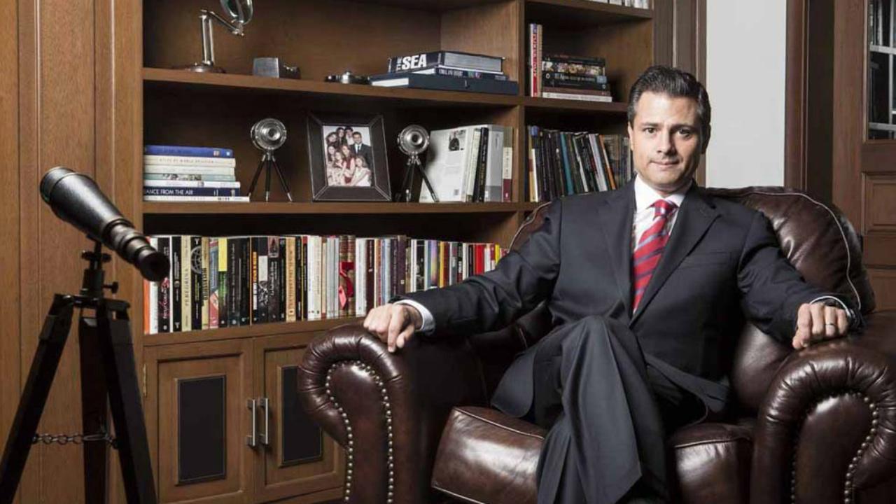 Enrique Peña Nieto, te perdono