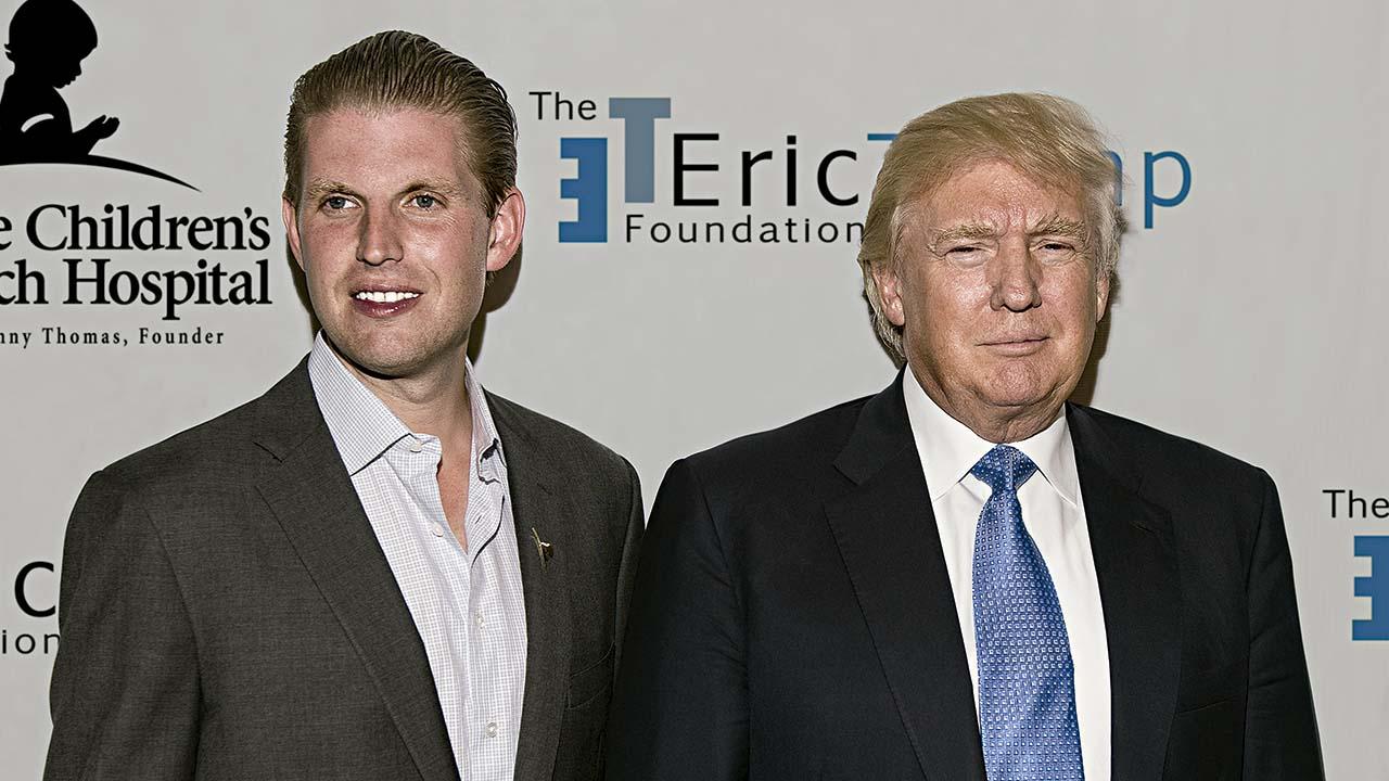 Así explota Trump las fundaciones de sus hijos para hacer dinero
