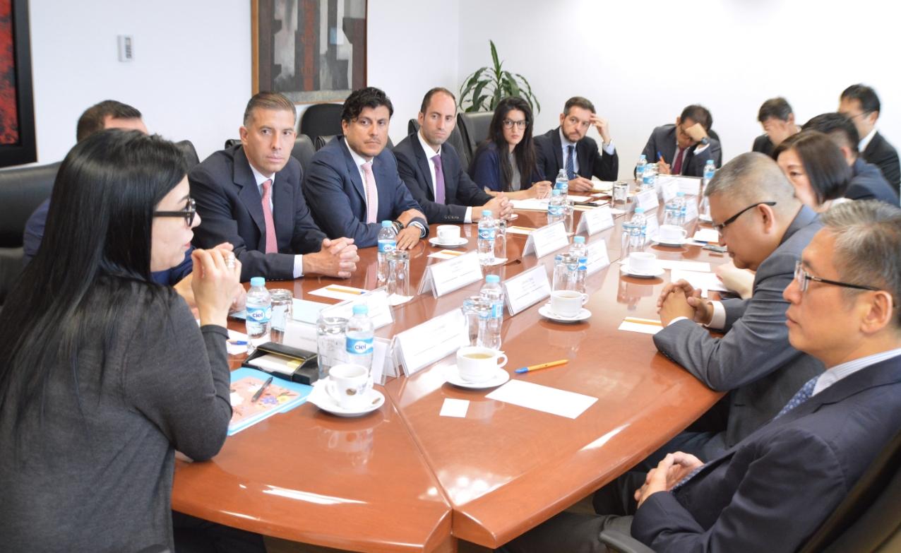 Subsecretaria Rubio discute con China sobre inversión y empleos