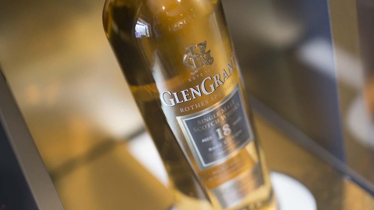 Así se cata el mejor scotch whisky del mundo