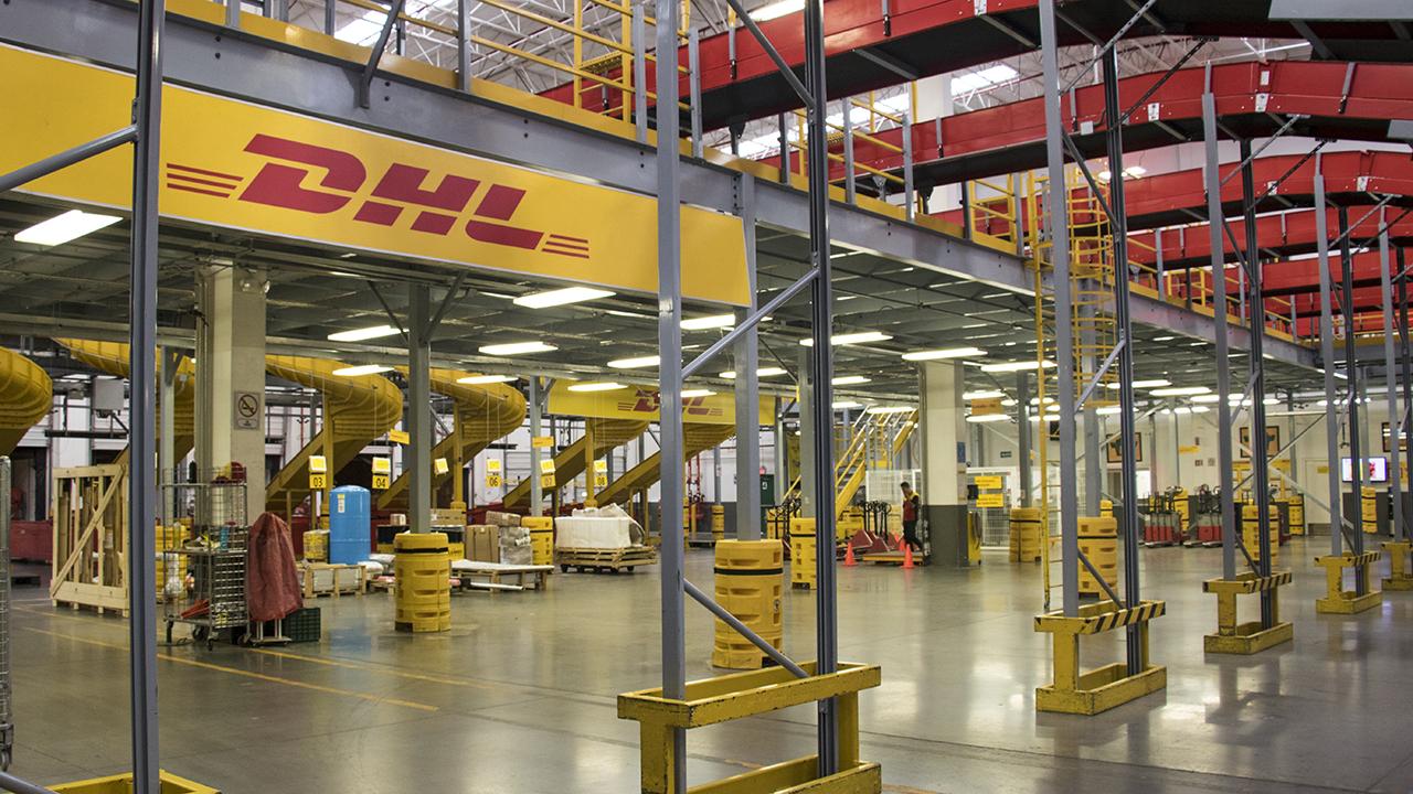 DHL. Cómo procesar 6,000 paquetes por hora cada noche