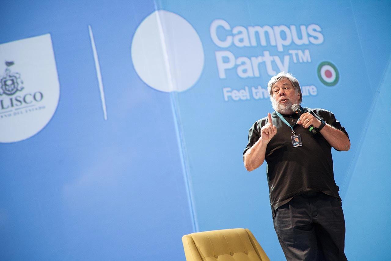 México puede tener su propio Steve Jobs: Wozniak