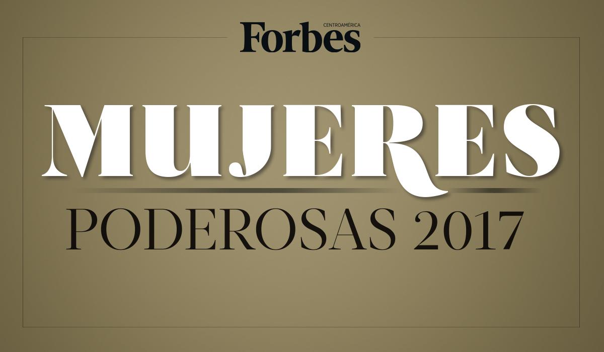 La lista Forbes de las 50 Mujeres Poderosas de Centroamérica