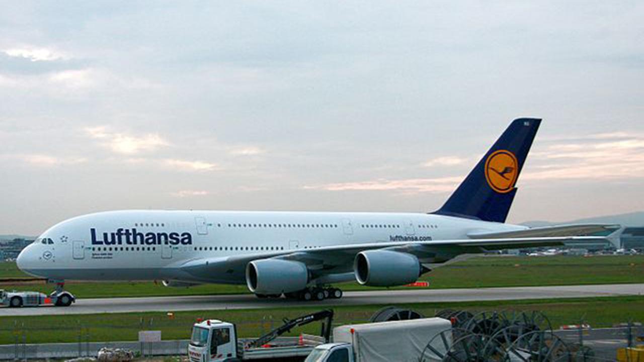 Lufthansa lanza conexión Panamá-Frankfurt