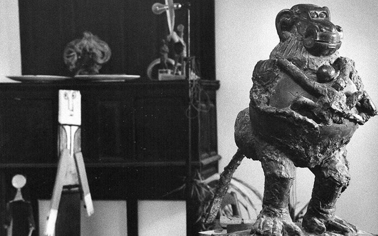 Picasso y Rivera reunidos en Bellas Artes