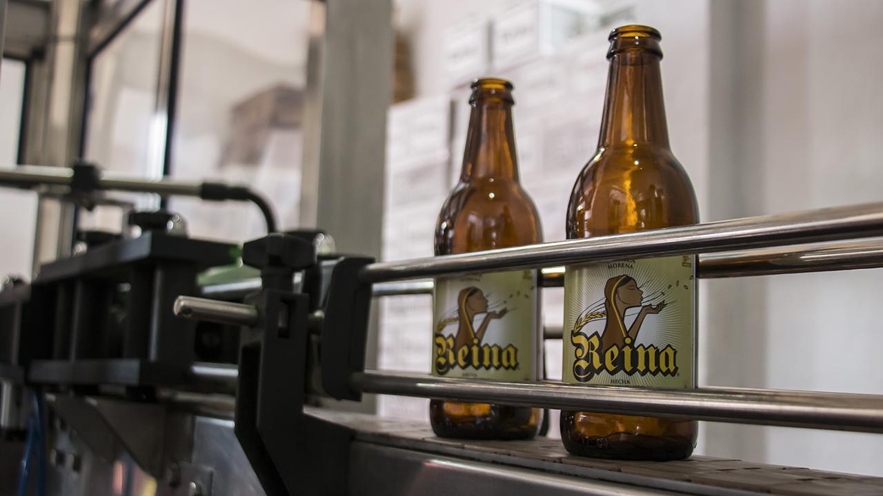 Esta cervecera quiere ser la 'Reina' de México