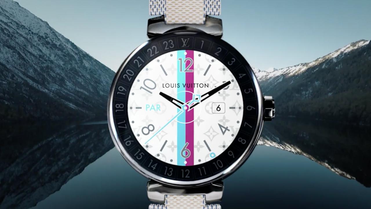 Ahora también Louis Vuitton lanza su Smartwatch