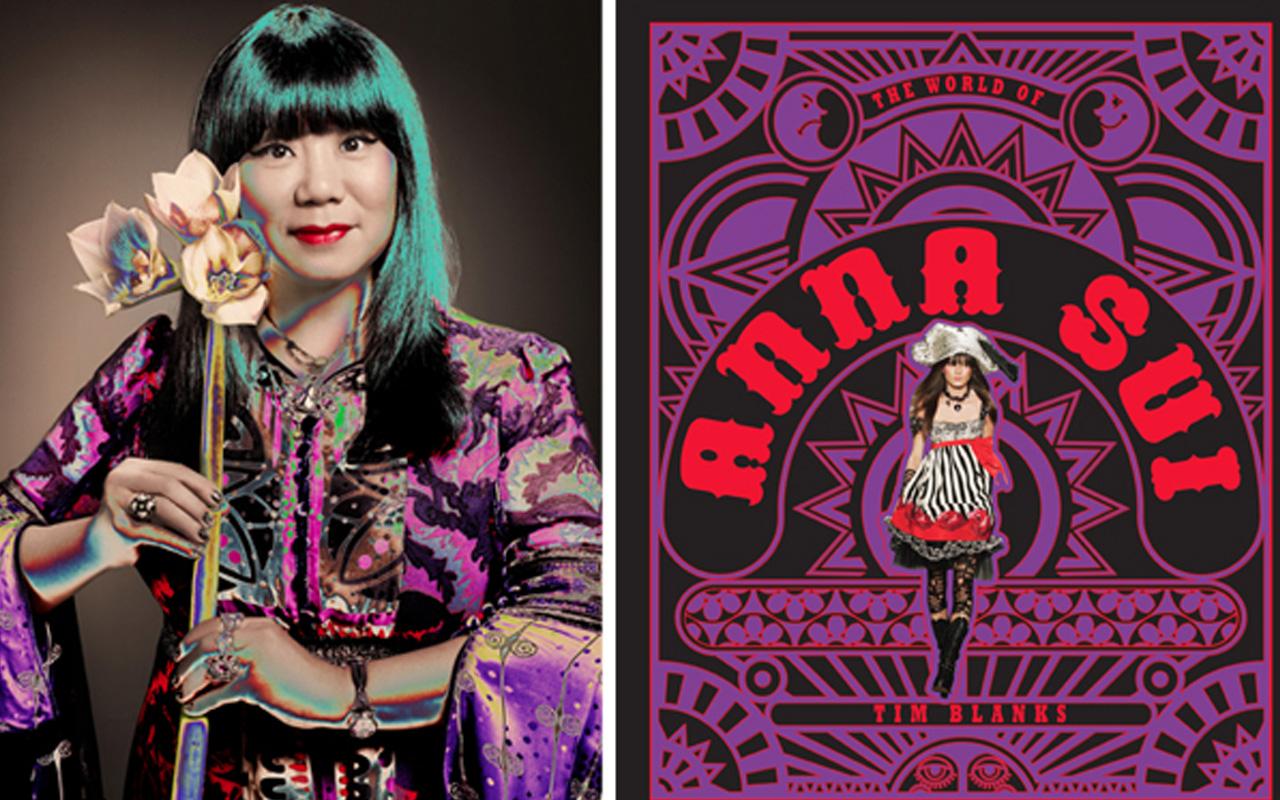 El mundo de Rock-n-Roll de Anna Sui