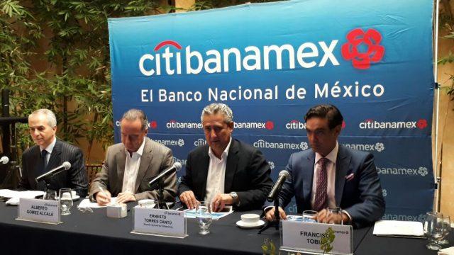 Citibanamex incrementa 50% su utilidad en el 2T
