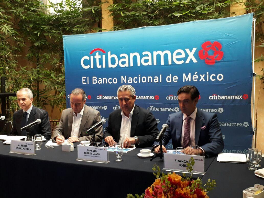 Utilidad de Citibanamex crece 50% en el segundo trimestre
