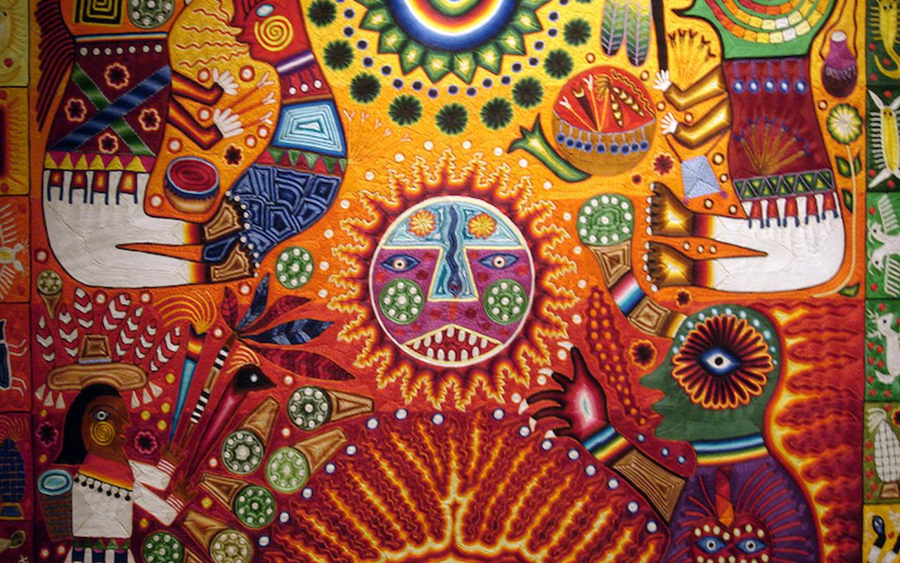 Este festival lucha por la identidad de los wixaritari