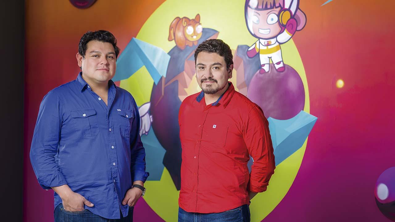 Yogome: Juegos de clase mundial desde San Luis Potosí