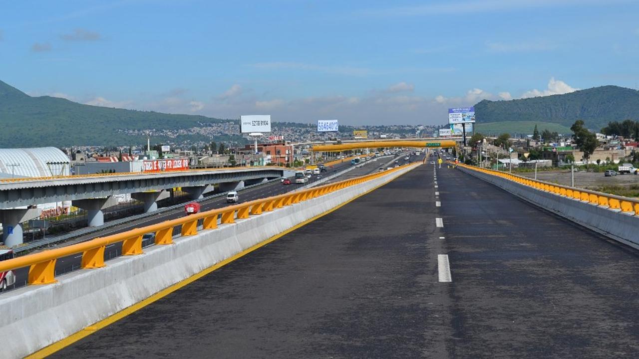Autopistas hacia la CDMX dan paso gratis en casetas