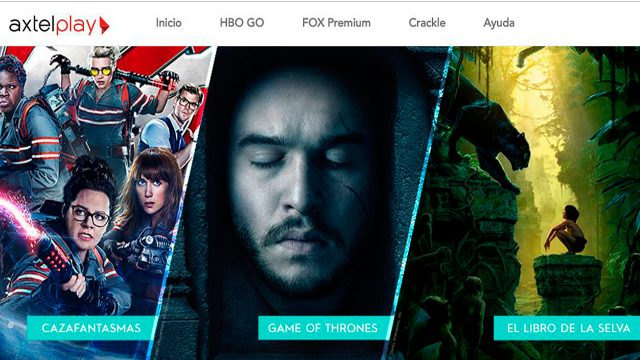 Axtel Play se lanza al mundo del streaming de video