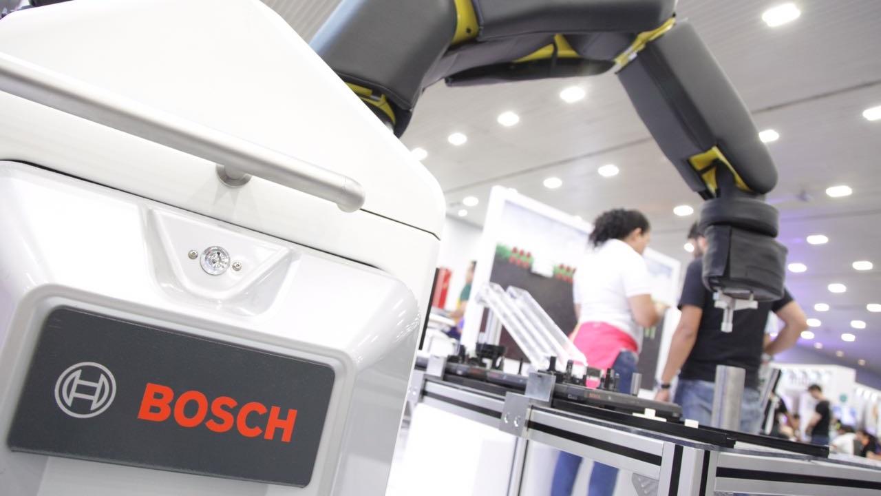 Bosch reportó ventas superiores a los 88,000 mdd durante 2017