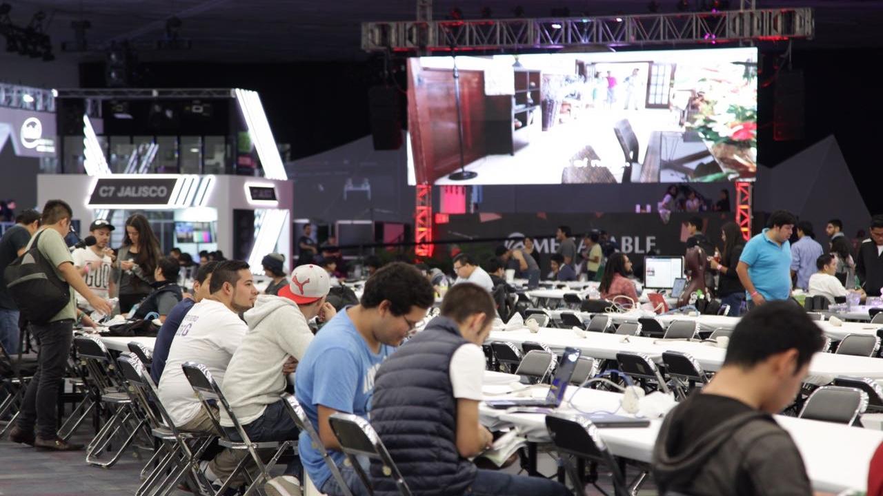 Campus Party arranca en Guadalajara su octava edición
