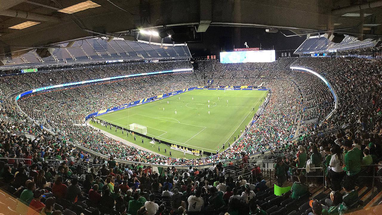 Derrota de México hunde los precios para la final de Copa Oro