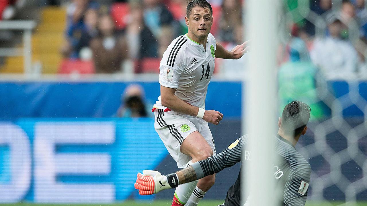 Oficial: 'Chicharito' Hernández llega al Galaxy de la MLS