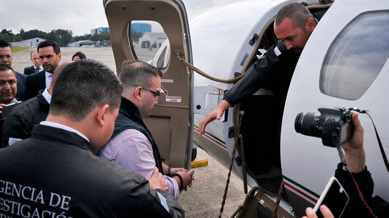 Tribunal niega amparo a Javier Duarte