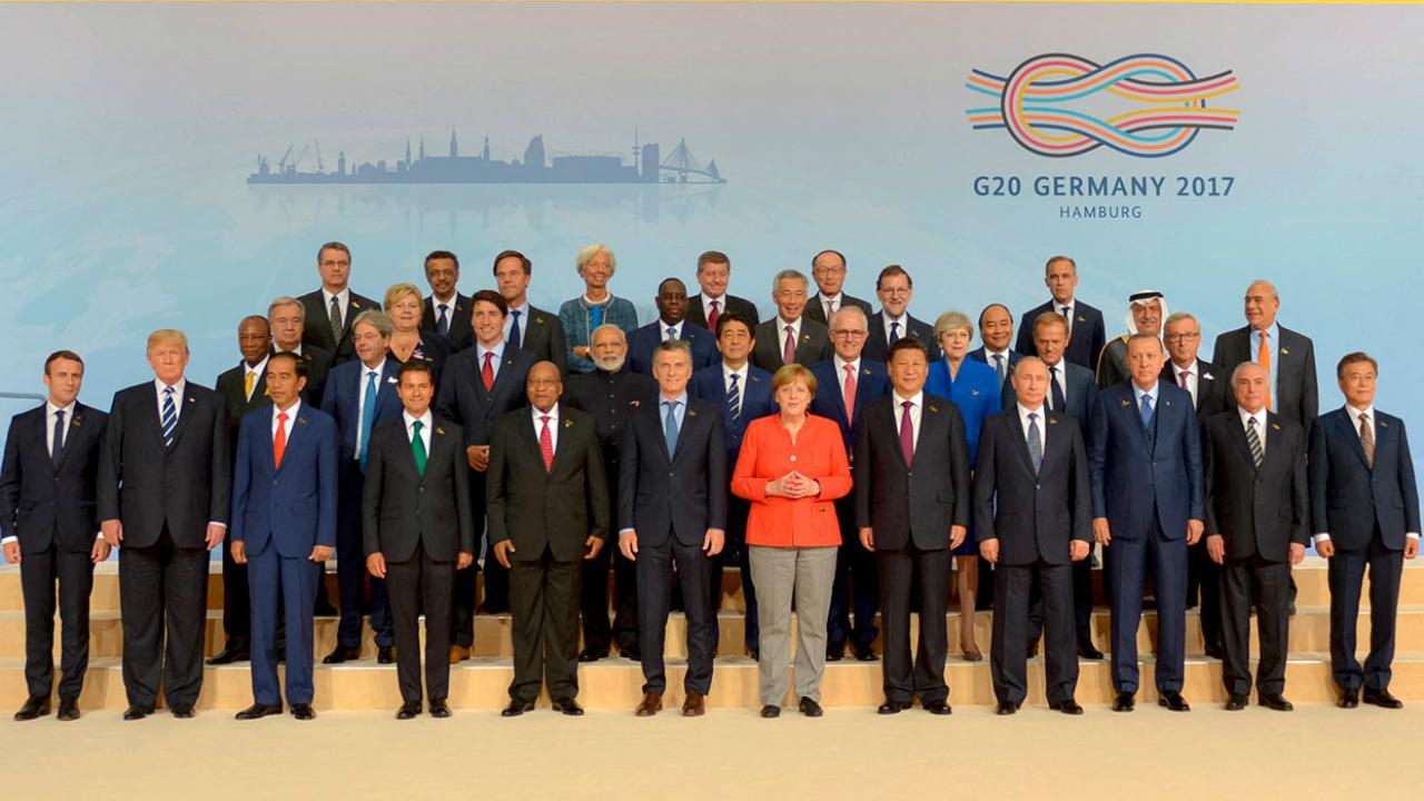 G20 y los desafíos internacionales en 2017