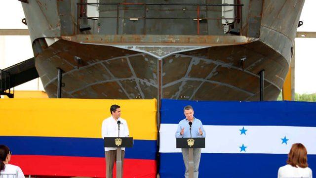 México y EUA son convocados a cumbre antidrogas por Colombia y Honduras