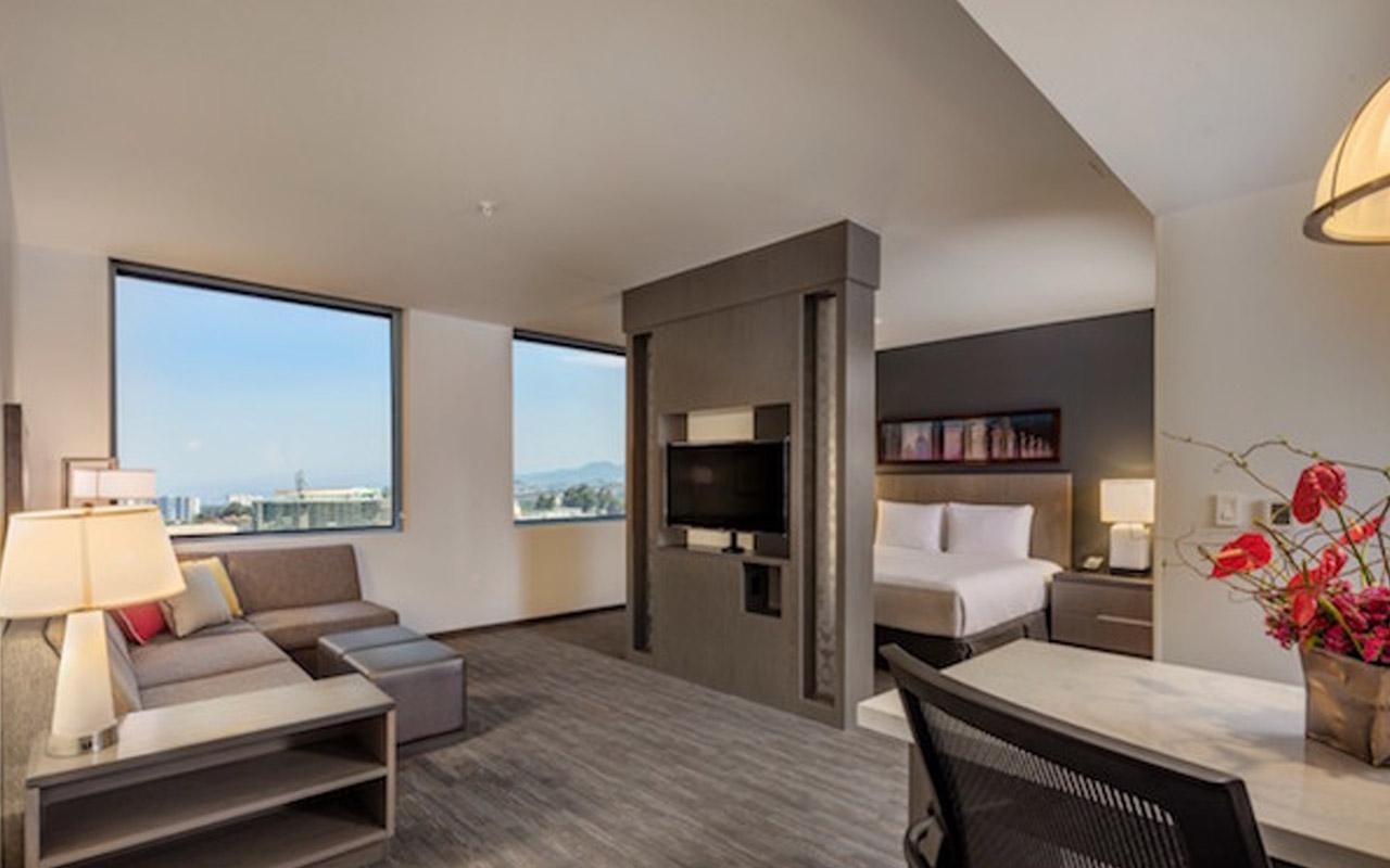 Este hotel de larga estancia abrió sus puertas en la CDMX