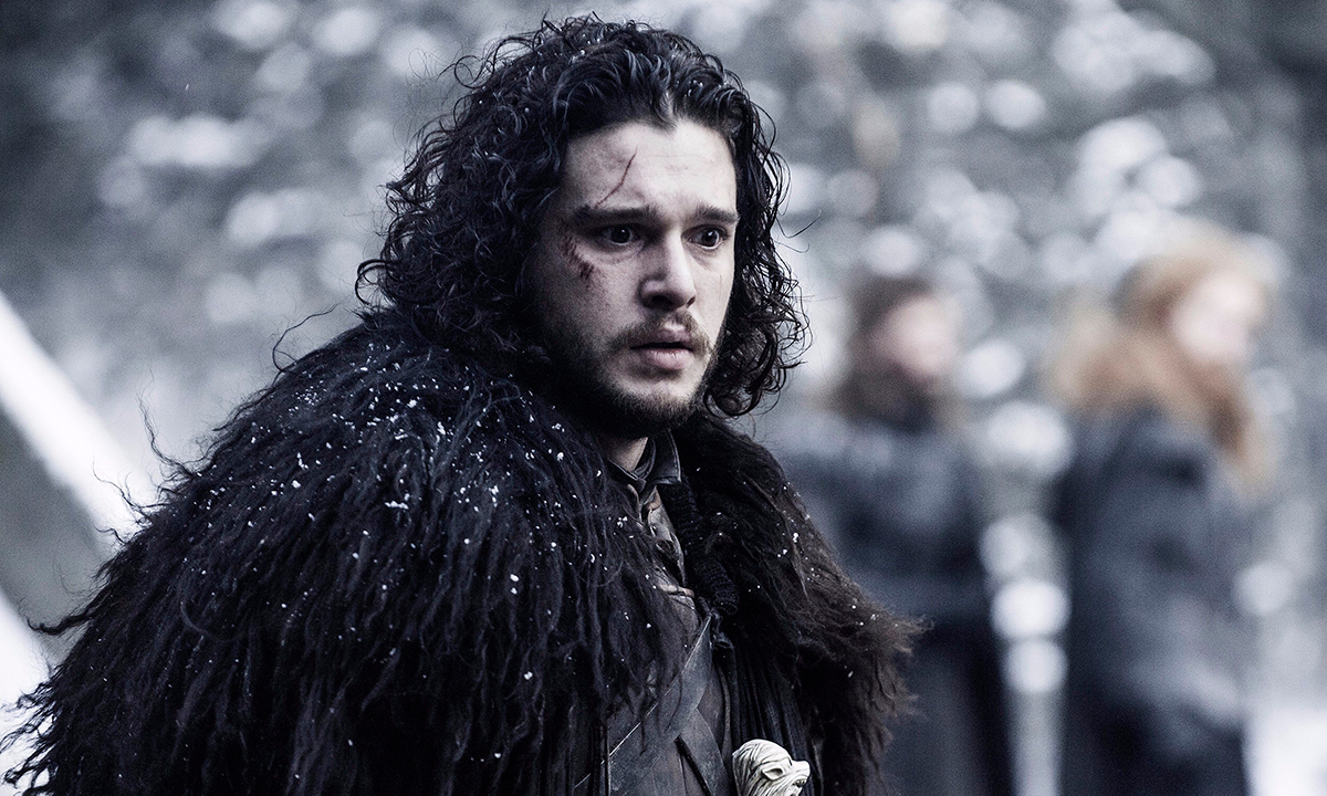 Jon Snow internado por 'burnout' tras final de Game of Thrones
