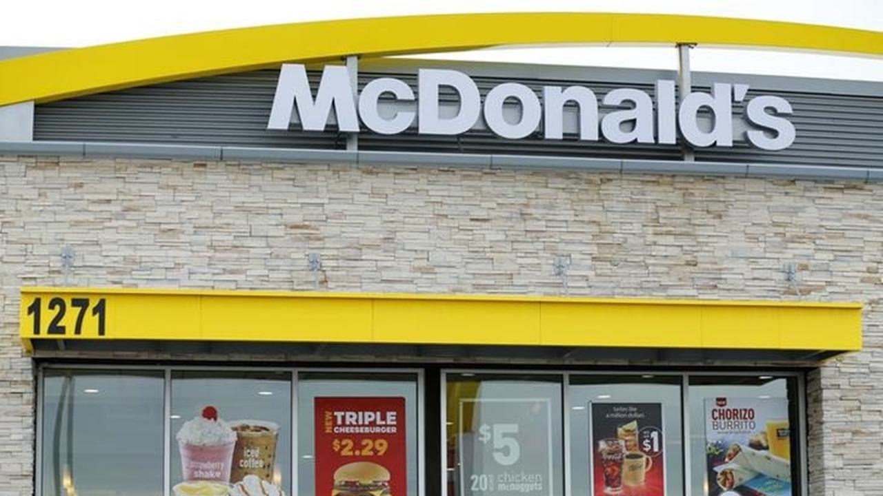 McDonald's compensa debilidad en EU con fortaleza global