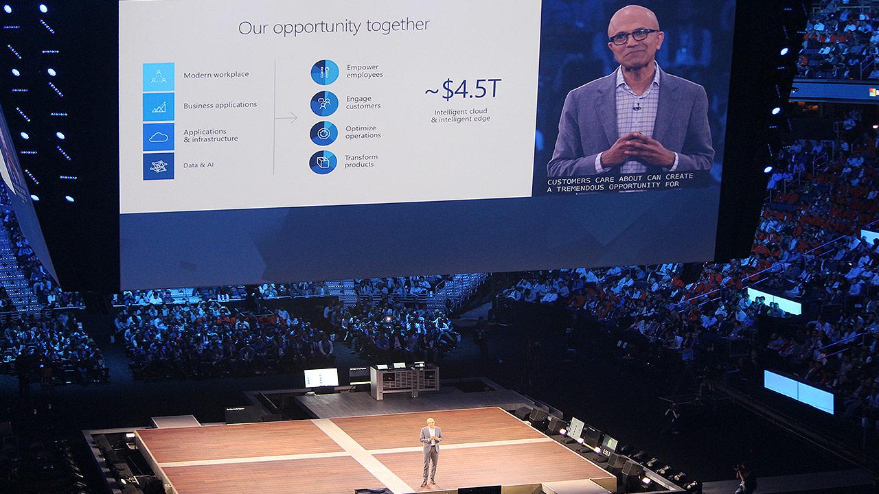 Ésta es la nueva arma de Microsoft para hacer crecer a las empresas