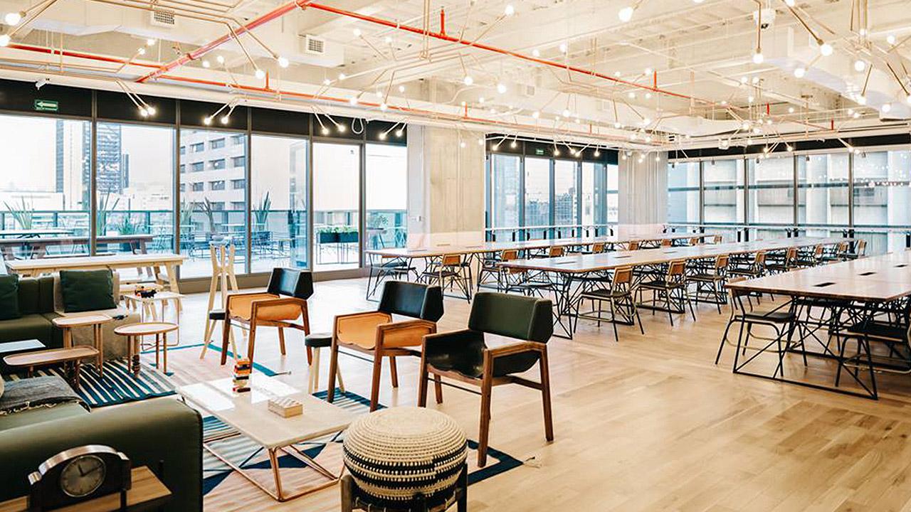 WeWork, el empleador más grande de Nueva York si fuera una compañía