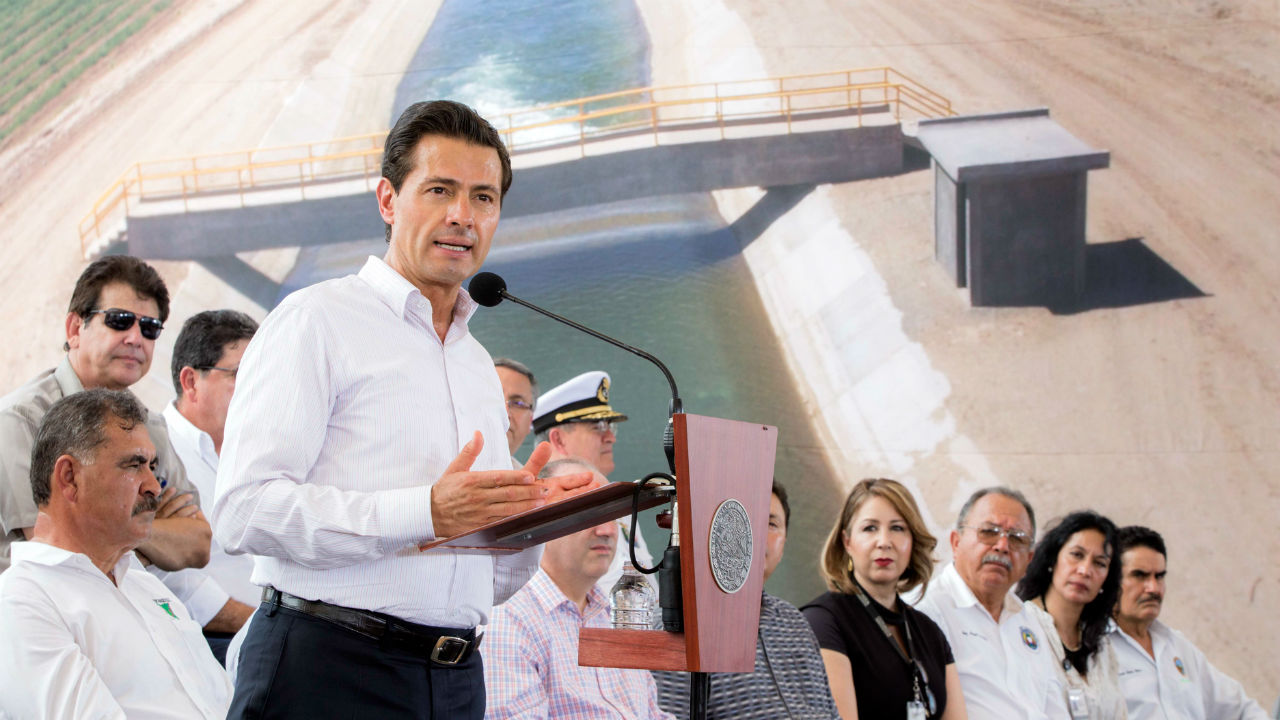 Peña Nieto confía que renegociaciones del TLCAN concluyan en agosto