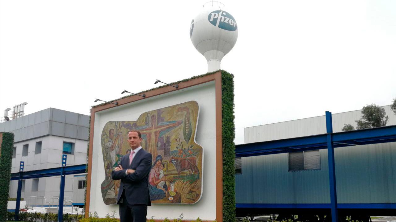 Pfizer mantiene inversiones en México; destinará 26 mdd en 2018