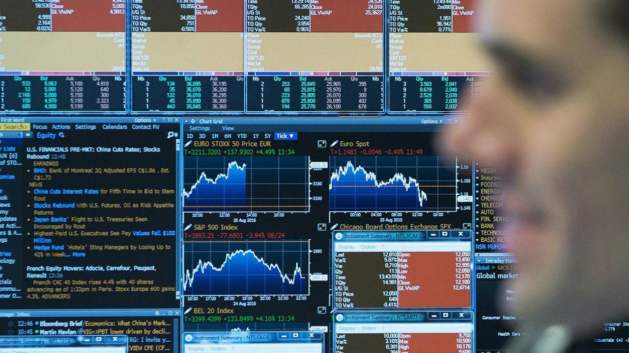 Tecnológicas impulsan quinta sesión de ganancias en Wall Street