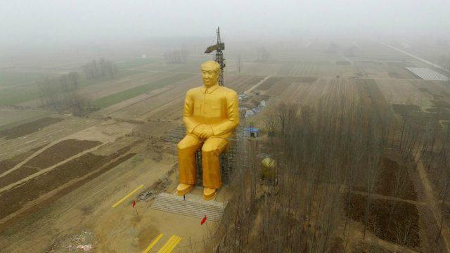 Mao Zedong_manuscrito_original_coleccionista_destruido_