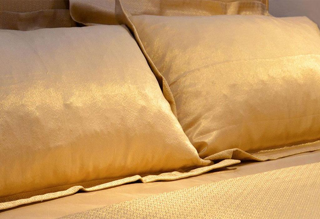 En este hotel podrás dormir en sábanas de oro